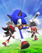 Sonic Rivals promo 2