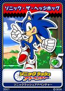 Sonic Rush Adventure karta 15