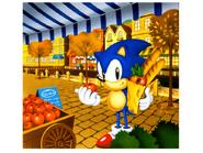 Sonic Screen Saver 6