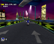 Speed Highway DX Sonic 19
