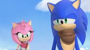 YAIBO Amy and Sonic