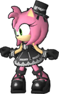 Amy Runners sprite 3