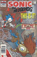 Archie Sonic the Hedgehog Issue 47