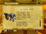 Egg Fighter Shield