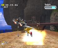 Egg Hornet DX Tails 6
