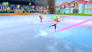 Mario Sonic Olympic Winter Games Gameplay 332