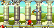 Mecha Knuckles 4