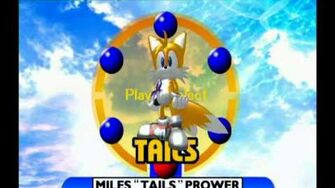 Sonic Adventure DX (GC) Tails - Ice Cap Missions Level B and A