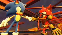 Sonic Forces - SonicAvatar M