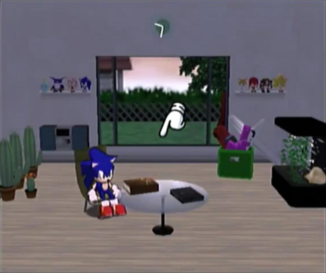 Sonic Room. Sonic Room   Sonic News Network   FANDOM powered by Wikia