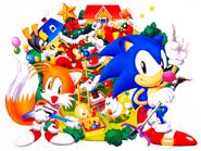 Sonic Screen Saver 34