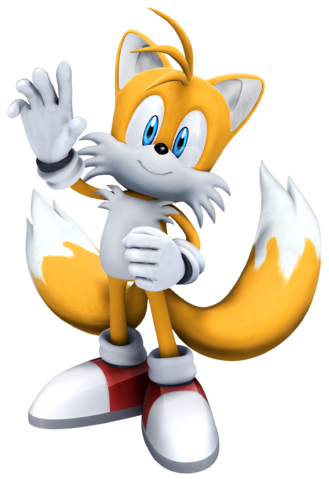 File:Sonic The Hedgehog (2006) - Tails - 1.png