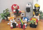 Basket Sega Sonic