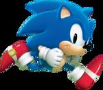 Generations Classic Sonic side run