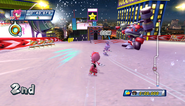Mario Sonic Olympic Winter Games Gameplay 183
