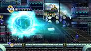 Metal Sonic i Eggmobile 5