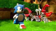 SEGA Sonic Crabmeat.0