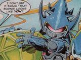 Metallix (Mecha Sonic)