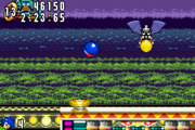 Sonic Advance Badnik Slot
