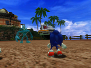Sonic Adventure DC Cutscene 041