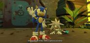 Sonic Forces cutscene 152