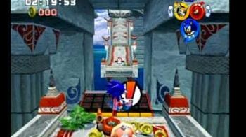 Sonic Heroes - Ocean Palace - Super Hard