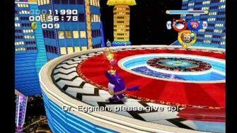 Sonic Heroes Robot Carnival (Team Rose)