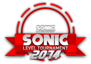 Sonic Level Tournament 2014 Logo by SonicDude 2013