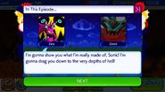 Sonic Runners Zazz Raid event Zavok Cutscene (13)