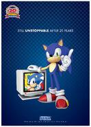 Sonic Wallpaper 20