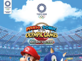 Mario & Sonic at the Olympic Games Tokyo 2020 - Arcade Edition