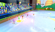 Mario Sonic Olympic Winter Games Gameplay 299
