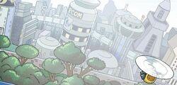 Mega City Normal