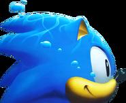 Sega Calendar 1998 Sonic 3