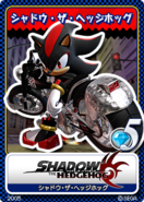 Shadow the Hedgehog karta 19