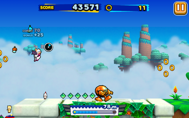 File:Sky Road (Sonic Runners) - Screenshot 3.png