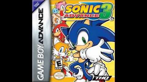 Sonic Advance 3 Music Toy Kingdom Act 3