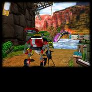 Sonic Adventure Credits (Gamma 15)