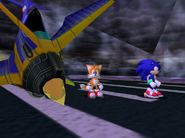 Sonic Adventure DC Cutscene 107