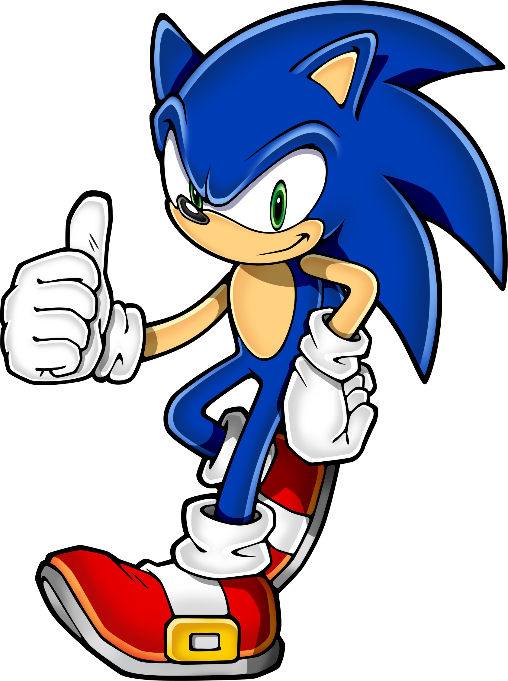 Image Sonic Art Assets Dvd Sonic The Hedgehog 6 Png Sonic