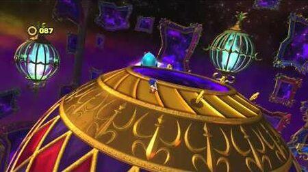 Sonic Lost World Nightmare Zone 1080 HD
