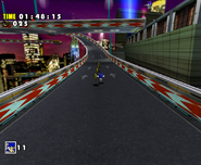 Speed Highway DX Sonic 48