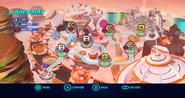 Sweet Mountain Wii mapa