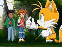 Tails ep 22