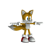Unleashed Model Tails