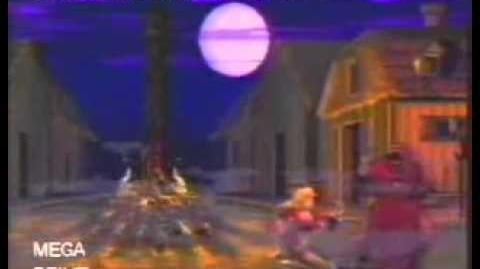 Canal Pirata Sega Atención! Mezcla Explosiva (1993)