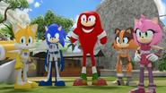 EAGR Team Sonic
