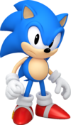 Forces Classic Sonic 2