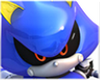 Metal Sonic icon (Sonic Jump Fever)