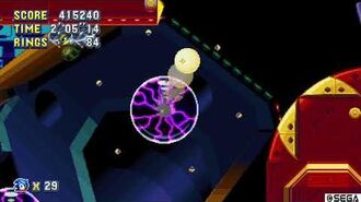 SM - Titanic Monarch Zone Act 1 Special Stage Rings